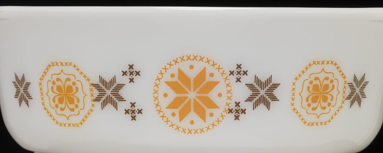 Vintage Pyrex Patterns Cool Decorating Design