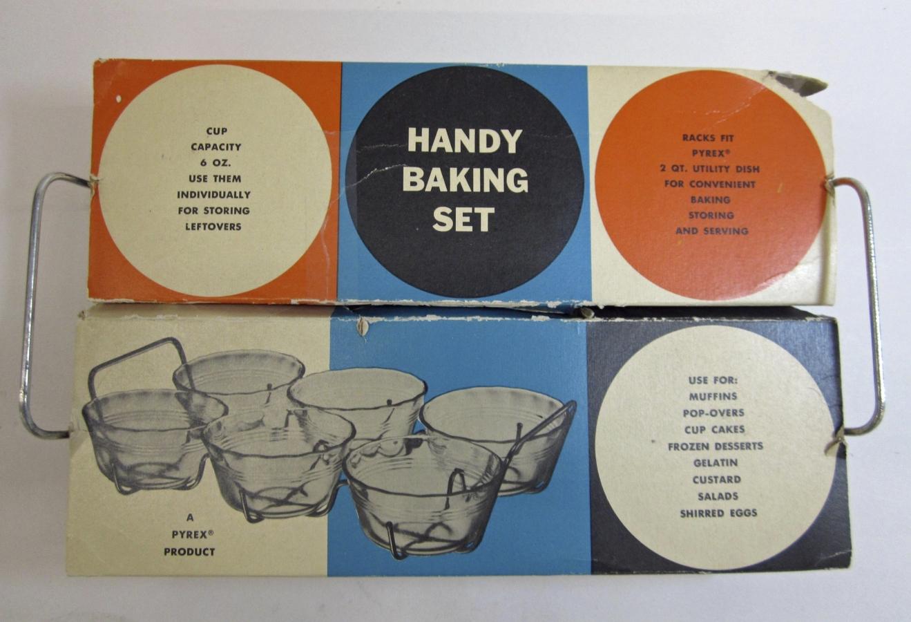 Pyrex Handy Baking Set in Original Packaging