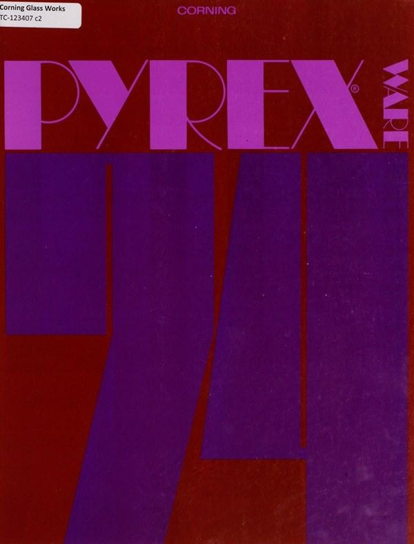 Pyrex ware 74