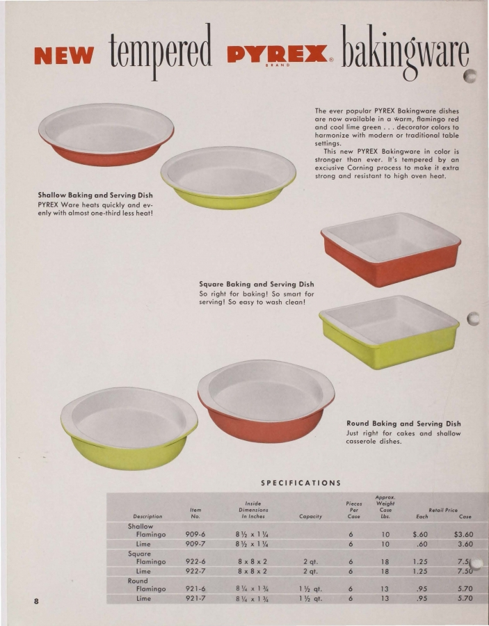 Page 8 from Dealer catalog 1953