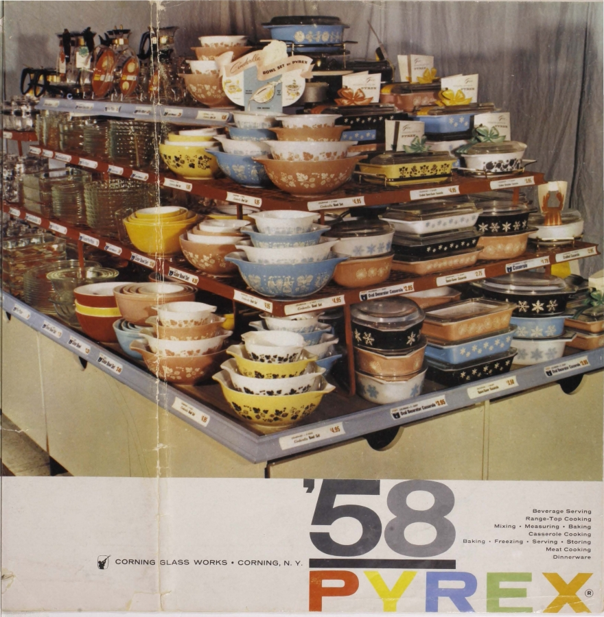 '58 Pyrex