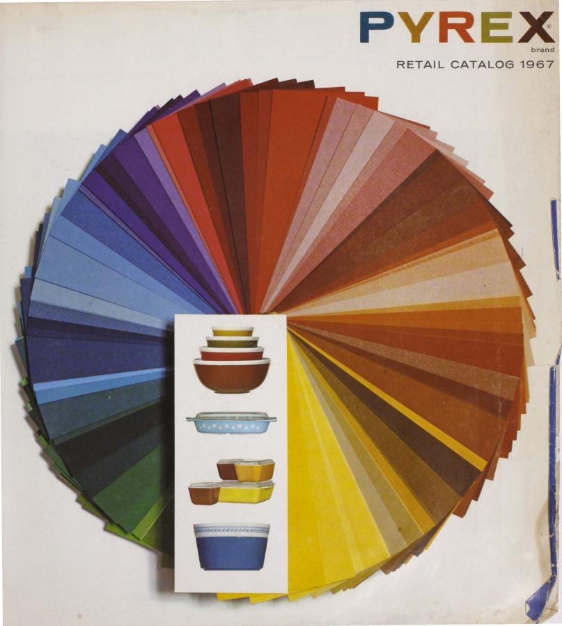 """Pyrex brand retail catalog 1967"""