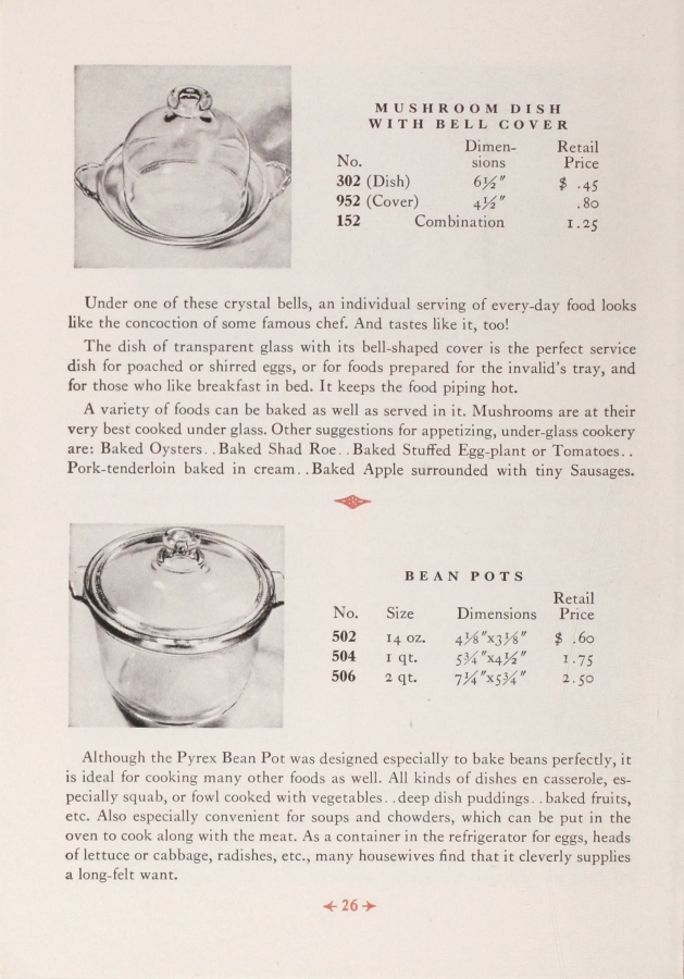 Getting the most out of foods [p. 26].