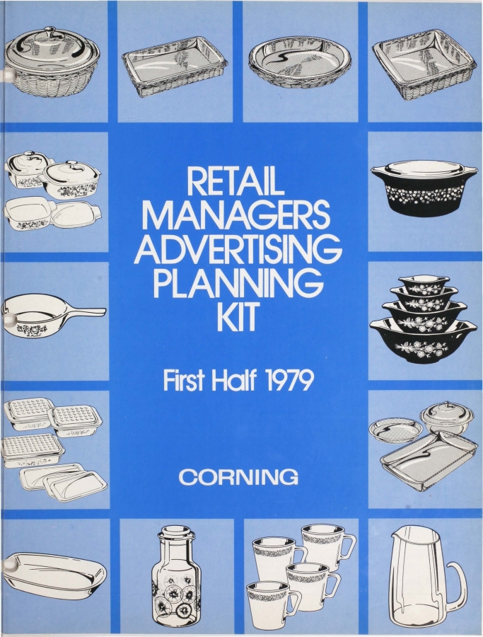 Retail managers advertising planning kit, first half 1979