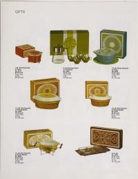 Pyrex ware 1970