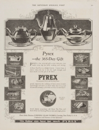 """Pyrex, the 365 day gift."""
