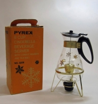 Pyrex Cinderella Beverage Server in Original Box