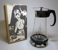 Pyrex Carafe with Candle Warmer