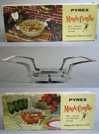 Pyrex Magic Cradle with Box