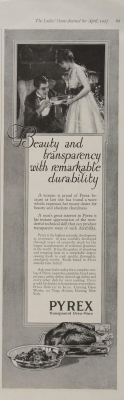 Beauty and transparency with remarkable durability