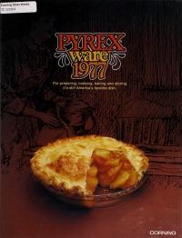 Pyrex ware 1977