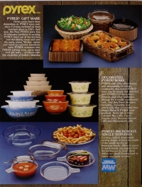 Corning housewares products: second half 1983