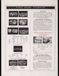 "Page 5 from ""Pyrex brand Ovenware price list"""