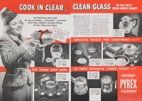 Cook in clear, clean glass: Amazing values for Christmas; see these gift sets in your favorite store today