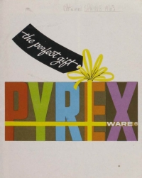 Pyrex Ware: The Perfect Gift