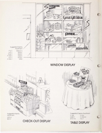 "Page 3 from ""Program guide for the hardware industry, first half 1979"""