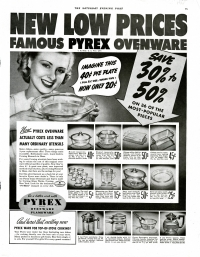 Pyrex marketing