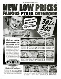 Pyrex marketing