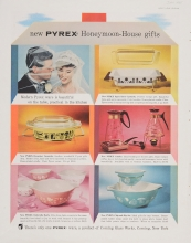 New Pyrex Honeymoon-House Gifts